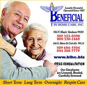 In-Home Care in Colville, Colville Home care, Home Care Colvile
